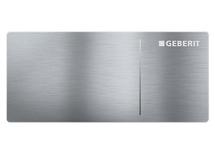 0754d03454561 Кнопка смыва Geberit Sigma 70 115.635.FW.1 нержавеющая сталь, 8 см ...