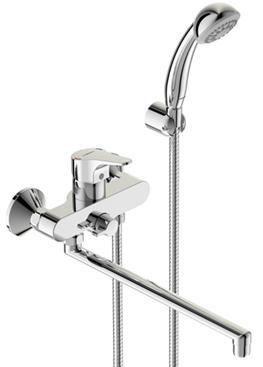 Смесители для ванной с душем купить магазин увеличение пространства ванных комнат