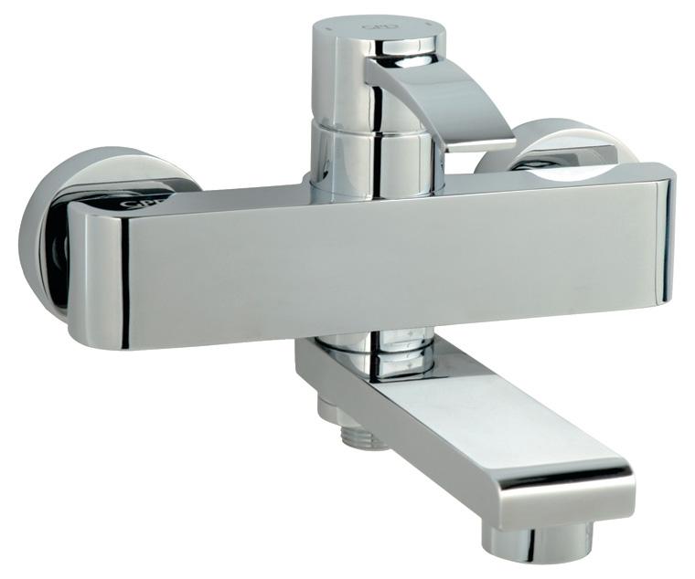 Смеситель GPD Aduro MSL95 для раковины мистери для ванной комнаты