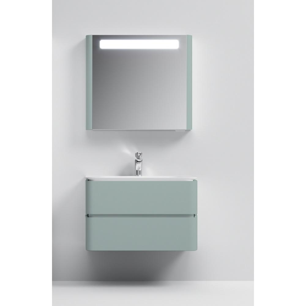 Мебель для ванной Am.Pm Sensation M30FHX0802GG 80 см мятный - купить в интернет-магазине сантехники Santehnika-shop.su
