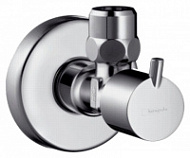 Вентиль Hansgrohe S 13901000 с рукояткой