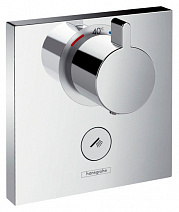 Термостат Hansgrohe ShowerSelect Highflow 15761000 для душа хром